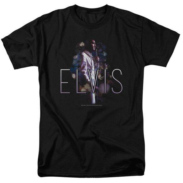 ELVIS PRESLEY DREAM STATE - S/S ADULT 18/1 - BLACK T-Shirt
