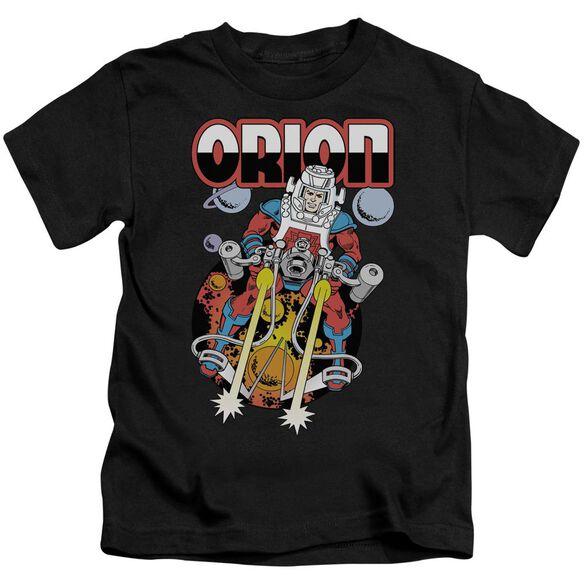Dc Orion Short Sleeve Juvenile Black T-Shirt