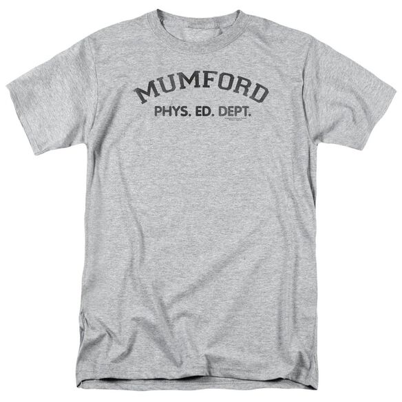 Beverly Hills Cop Mumford Short Sleeve Adult Athletic T-Shirt