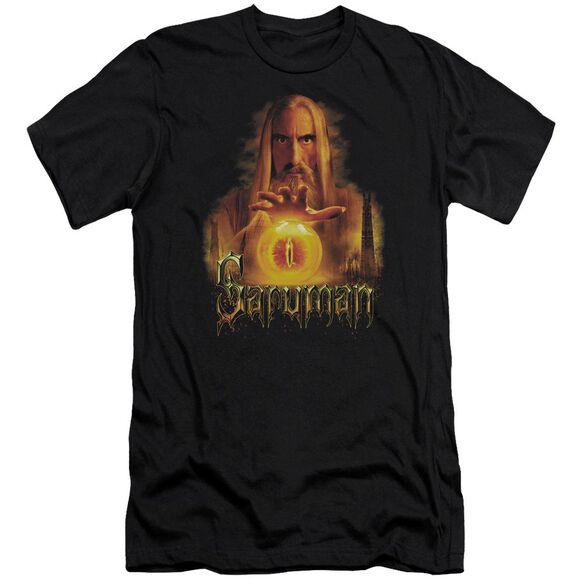 Lor Saruman Short Sleeve Adult T-Shirt