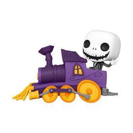 Funko Pop! Train Deluxe: Nightmare Before Christmas - Jack in Train Engine
