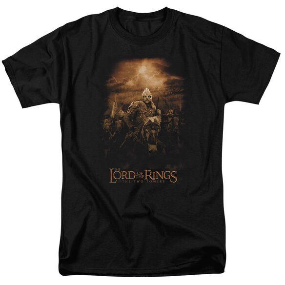 Lor Riders Of Rohan Short Sleeve Adult T-Shirt