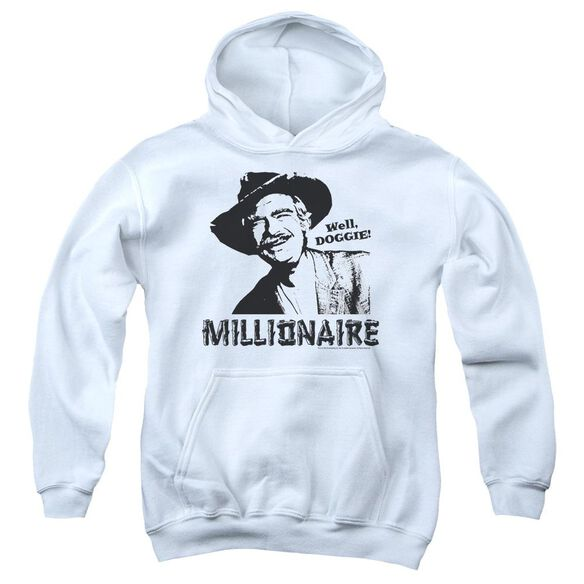 Beverly Hillbillies Millionaire Youth Pull Over Hoodie