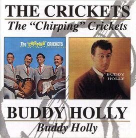 Buddy Holly - Chirping Crickets / Buddy Holly