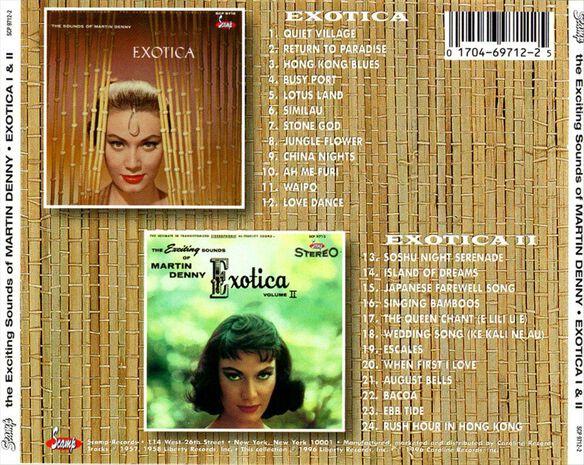 Exotica 1 / Exotica 2