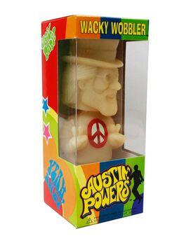 Funko Wacky Wobbler: Wild Bill [In Austin Powers Case]