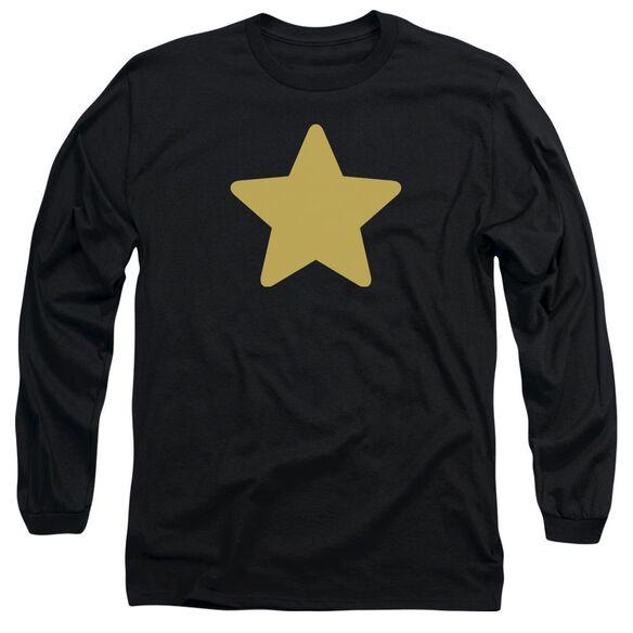 Steven Universe Greg Star Long Sleeve Adult T-Shirt