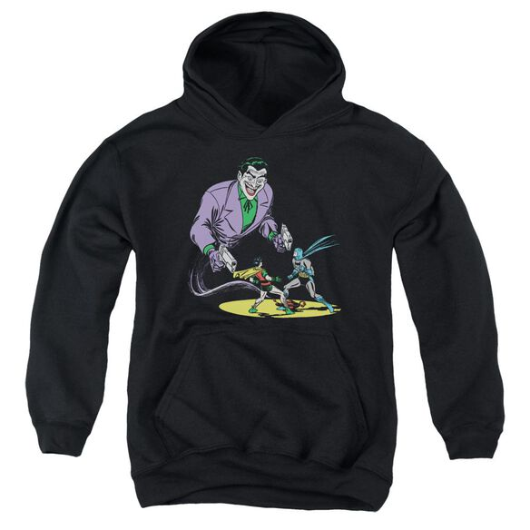 Batman Detective #69 Cover Youth Pull Over Hoodie