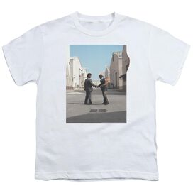 Pink Floyd Wish You Were Here Short Sleeve Youth T-Shirt