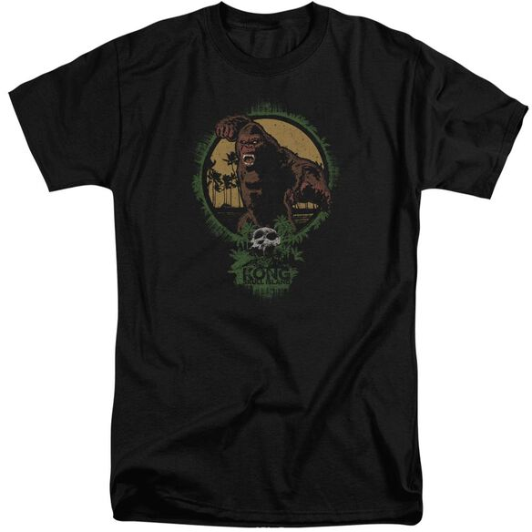 Kong Skull Island Wrath Of Kong Short Sleeve Adult Tall T-Shirt