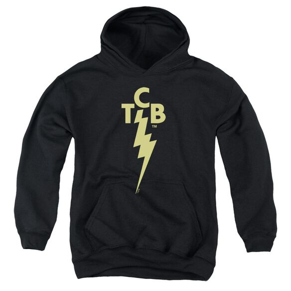 Elvis Presley Tcb Logo Youth Pull Over Hoodie