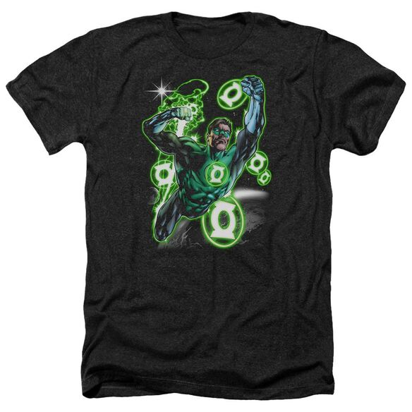 Green Lantern Earth Sector Adult Heather