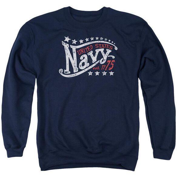 Stars Adult Crewneck Sweatshirt