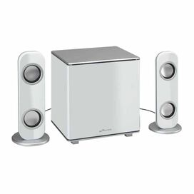 iLive Platinum IHB26W Bluetooth 2.1 Speakers - White