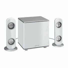 iLive Platinum IHB26W Bluetooth 2.1 Speakers - White