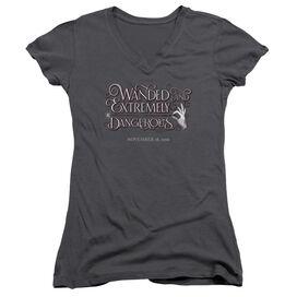 Fantastic Beasts Wanded Junior V Neck T-Shirt