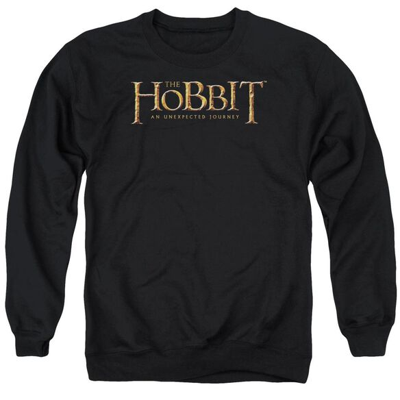 The Hobbit Logo Adult Crewneck Sweatshirt