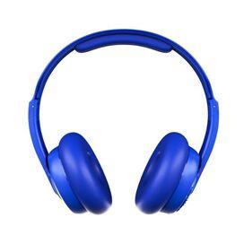 Skullcandy Bluetooth Wireless Cassette Over Ear Headphones [Blue]