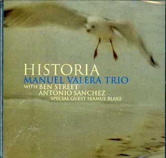 Historia With Antonio0105