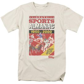 Back To The Future Ii Sports Almanac Short Sleeve Adult T-Shirt