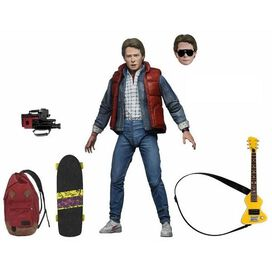 Back to the Future Ultimate Marty McFly 7-Inch Scale Action Figure