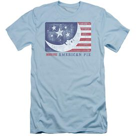 Moon Pie American Pie Short Sleeve Adult Light T-Shirt