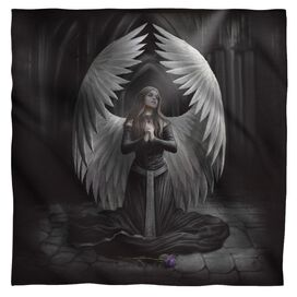 Anne Stokes Prayer For The Fallen Bandana