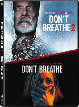 Don't Breathe / Don't Breathe 2 (2pc) / (2pk AC3)