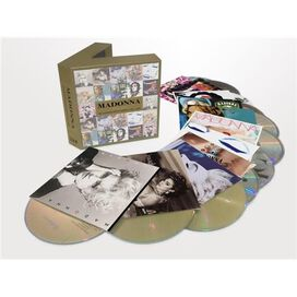 Madonna - Complete Studio Albums (1983-2008)