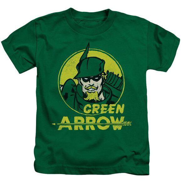 Dc Archer Circle Short Sleeve Juvenile Kelly T-Shirt