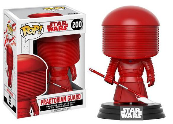 Funko Pop! Star Wars: EP8 - Praetorian Guard