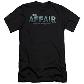 Affair Ocean Logo Premuim Canvas Adult Slim Fit