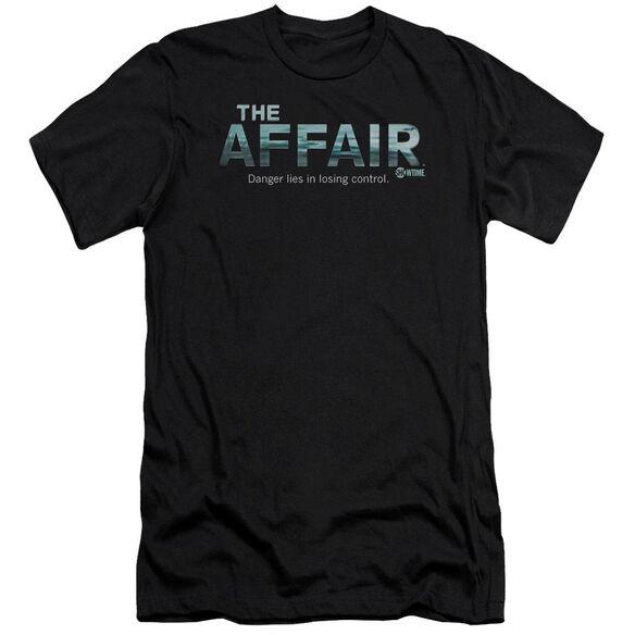 Affair Ocean Logo Premuim Canvas Adult Slim Fit