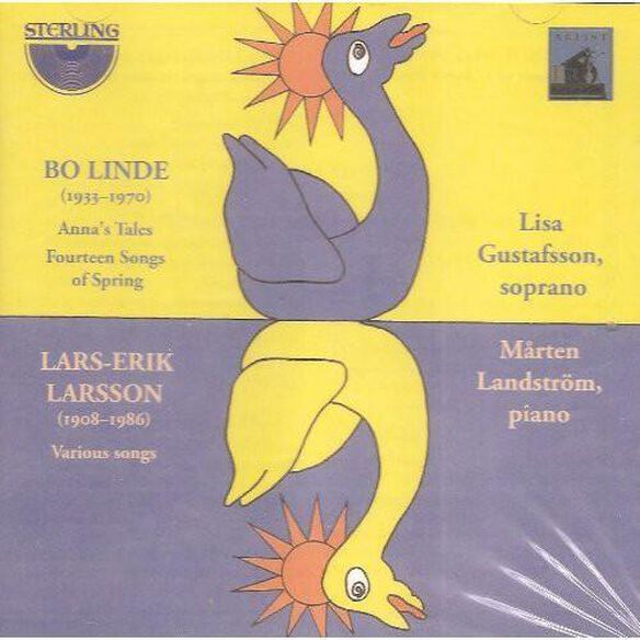 Linde/ Larsson/ Gustafsson/ Landstrom - Anna's Tale / Fourteen Songs Of Spring