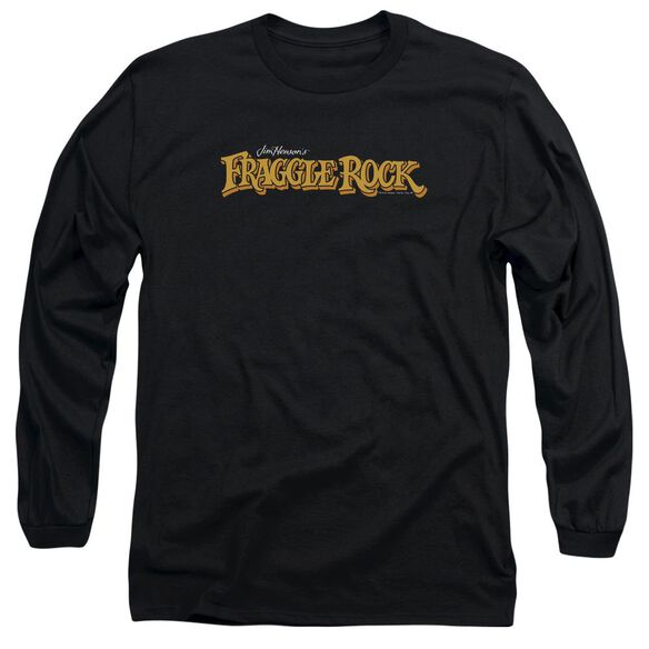 Fraggle Rock Logo Long Sleeve Adult T-Shirt