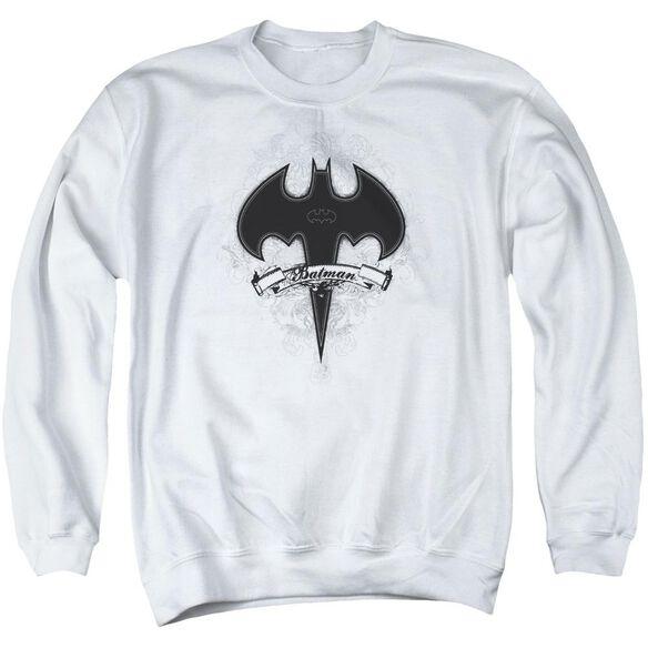 Batman Gothic Gotham Adult Crewneck Sweatshirt
