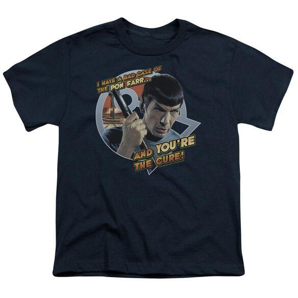 Star Trek Pon Far Short Sleeve Youth T-Shirt