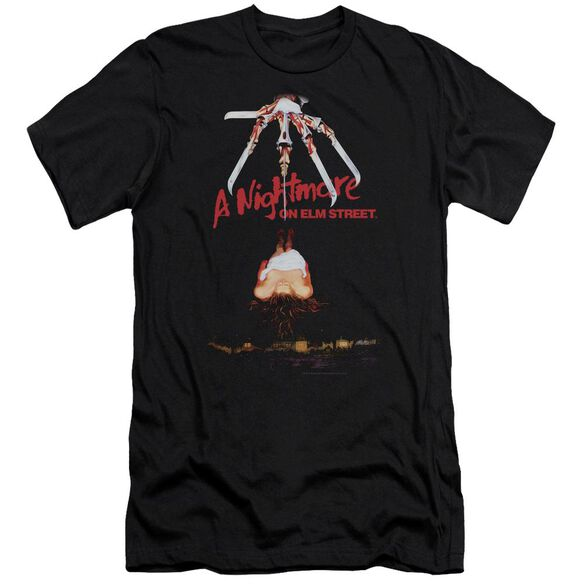Nightmare On Elm Street Alternate Poster Hbo Short Sleeve Adult T-Shirt