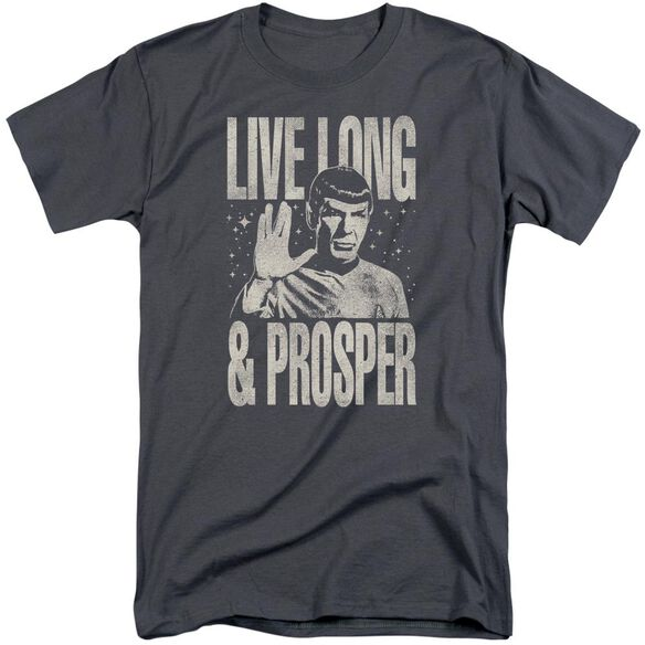 Star Trek Prosper Short Sleeve Adult Tall T-Shirt