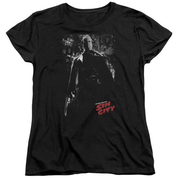 Sin City Hartigan Short Sleeve Womens Tee T-Shirt