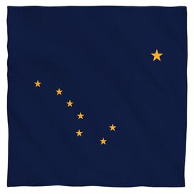 Alaska Flag Bandana