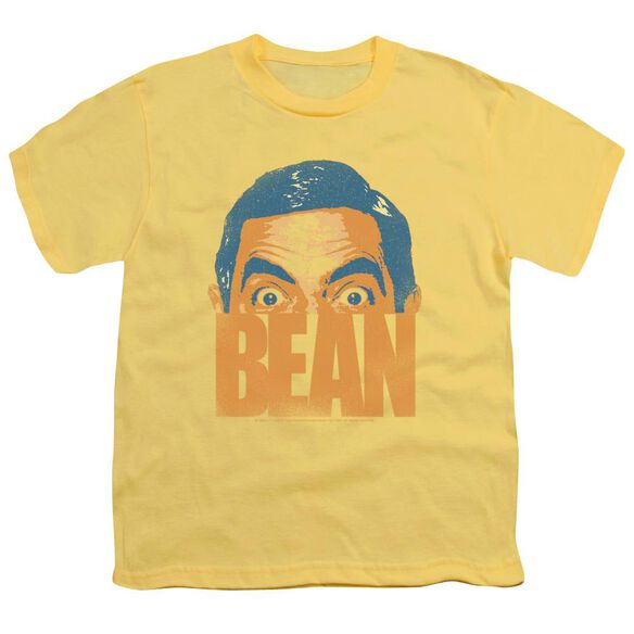 Mr Bean Bean Short Sleeve Youth T-Shirt