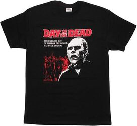 Day of the Dead Darkest Day T-Shirt