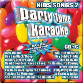 Various Artists - Party Tyme Karaoke: Kids Songs, Vol. 2