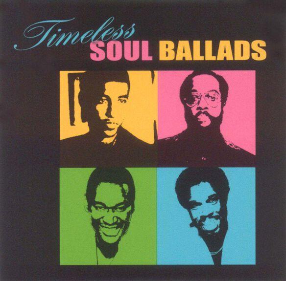 Timeless Soul Ballads0805