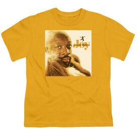 Isaac Hayes Joy Short Sleeve Youth T-Shirt