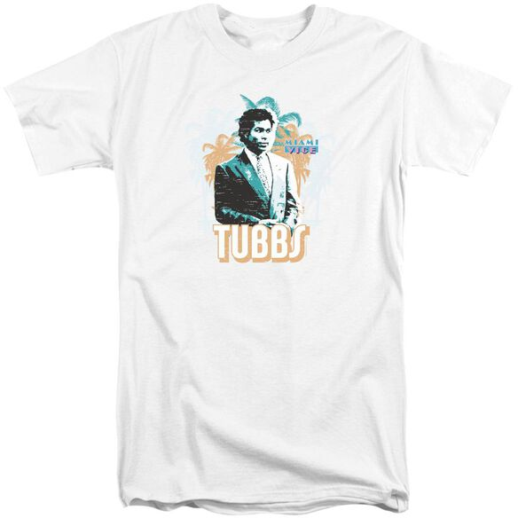 Miami Vice Tubbs Short Sleeve Adult Tall T-Shirt