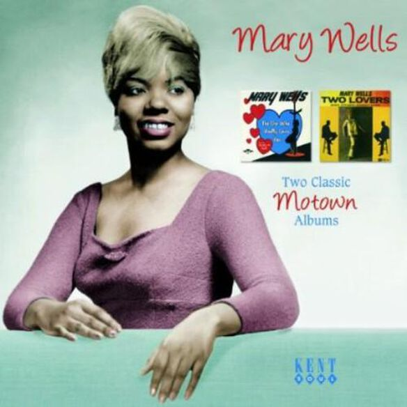 Mary Wells - One Who Really Loves You / Two Lovers