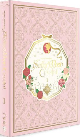 "Sailor Moon ""Crystal"" Set 1"