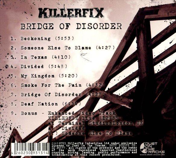 Bridge Of Disorder 0412